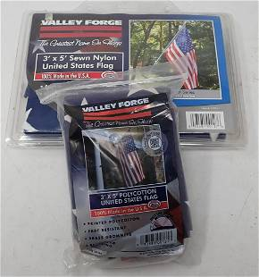 Nylon American Flags