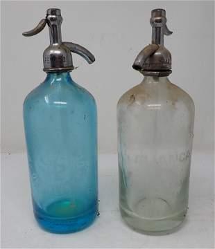 Rubin & Shanfield Brooklyn NY Seltzer Bottle
