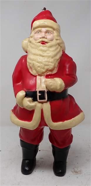 Vintage Santa Lighted Christmas Decoration