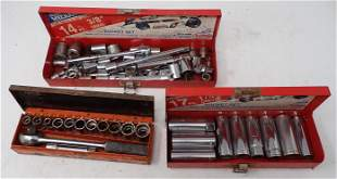 Bonney Craftsman Williams Sockets Tools