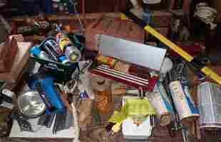 Contents of Workbench