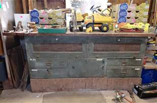 Workbench and Contents