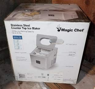 Magic Chef Counter Top Ice Maker