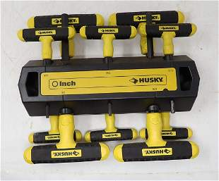 Husky Allen Wrenches
