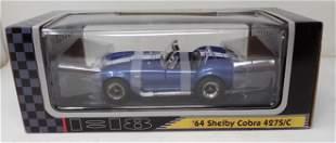 1964 Shelby Cobra 427s/c Die Cast Toy Car