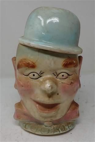 Figural Cookie Jar