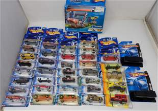 Vintage Hot Wheels and Matchboxes