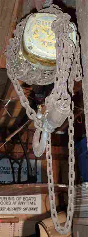 Budgit 1/2 Ton Chain Hoist