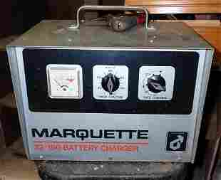 Marquette Battery Charger