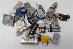 Vintage Lighters Zippo Advertising & Misc