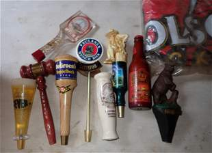 Beer Tap Handles Molson Inflatable