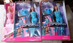 Fashion Photo Spring Zing Barbie Dolls