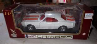 Road Legends 1967 Diecast Camaro