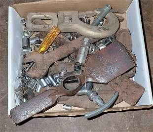 Tools and Swivel Hook