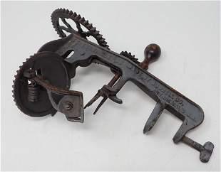 1898 Goodell Turntable 98 Apple Peeler