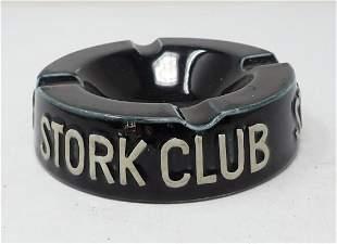 Stork Club Ashtray