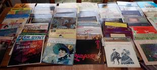 Large Lot of Misc Records