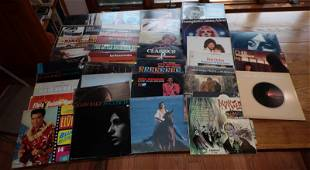 Otis Redding Bob Dylan Misc Records
