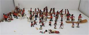 Lead Soldiers Band Indians