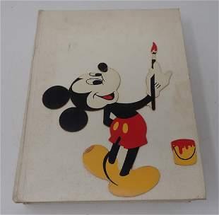 Christopher Finch Art of Walt Disney