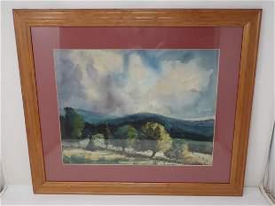 Kaye Dean Watercolor