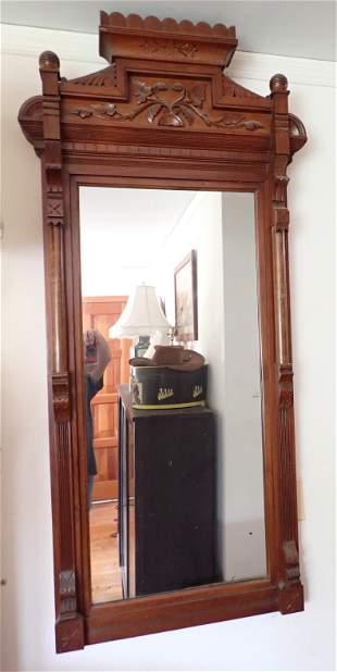 Eastlake Hall Mirror