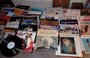 Records incl Jazz