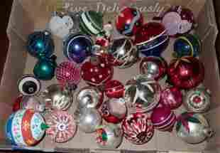 Antique & Vintage Christmas Ornaments