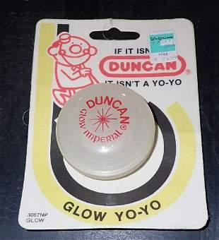 Vintage Duncan Glow Imperial Yo Yo