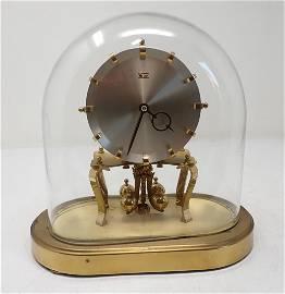 Brass Welby Anniversary Clock