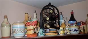 Italian & Misc Pottery