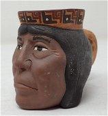 Mario Mendoza Indian Mug