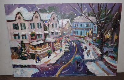John Reilly Bernardsville NJ Painting