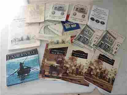 Lambertville Stockton Hunterdon Co Books