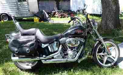 2007 Harley Davidson Custom Softail