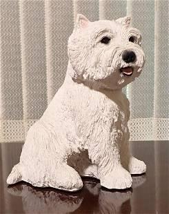 Living Stone Dog