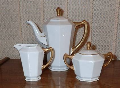 Farberware Tea Set