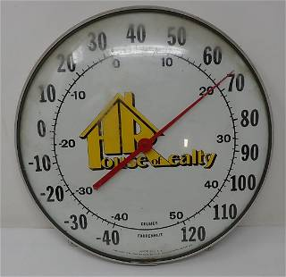House of Realty Thermometer