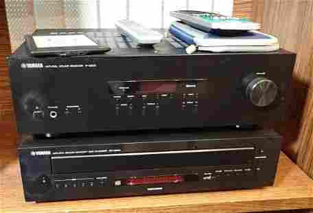 Yamaha CD Changer & Receiver