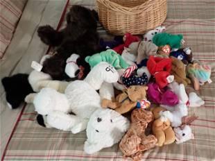 Stuffed Animals Ty Beanie Babies