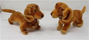 Hexie & Bazi Steiff Stuffed Animals