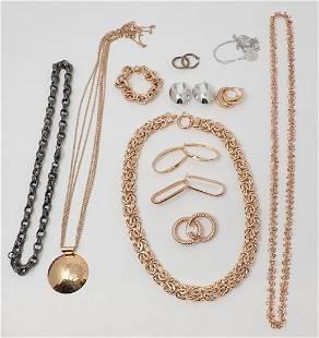 Bronze Milor & Misc Jewelry