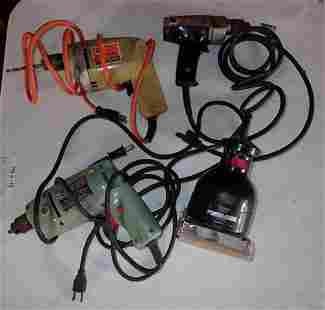 Porter Cable Sander Misc Drills