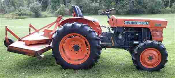Kubota L245DT 4WD Diesel Tractor