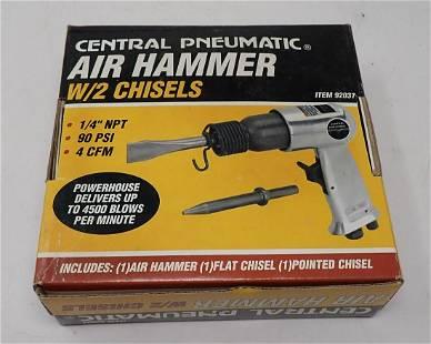 Central Pneumatic Air Hammer