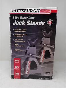 Pittsburgh 3/4 ton Jack Stand
