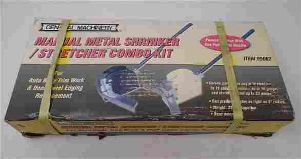 Central Machinery Manual Shringer/Stretcher Kit