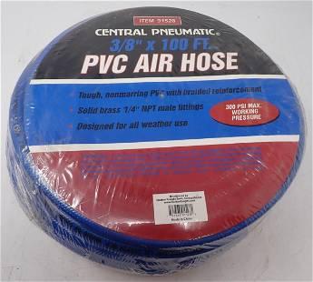 "Central Pneumatic 3/8"" x 100 ft PVC Air Hosp"