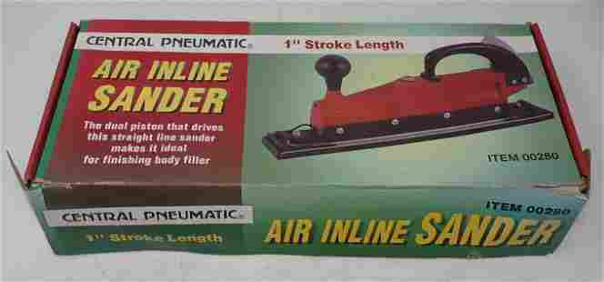 Central Pneumatic Air Inline Sander