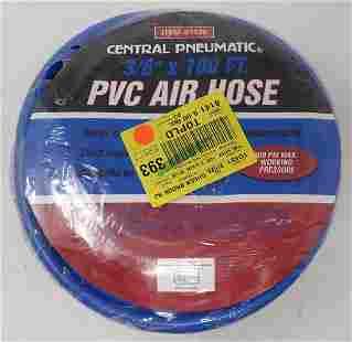 "Central Pneumatic 3/8"" x 100 ft PVC Air Hose"